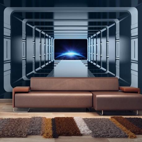 Photo Wallpaper-Galactic Gates