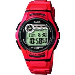 Casio wrist watches W-213-4A men Digital