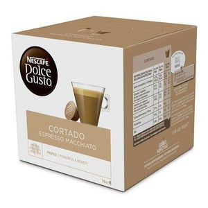 Coffee cut 16 capsules Dolce Gusto