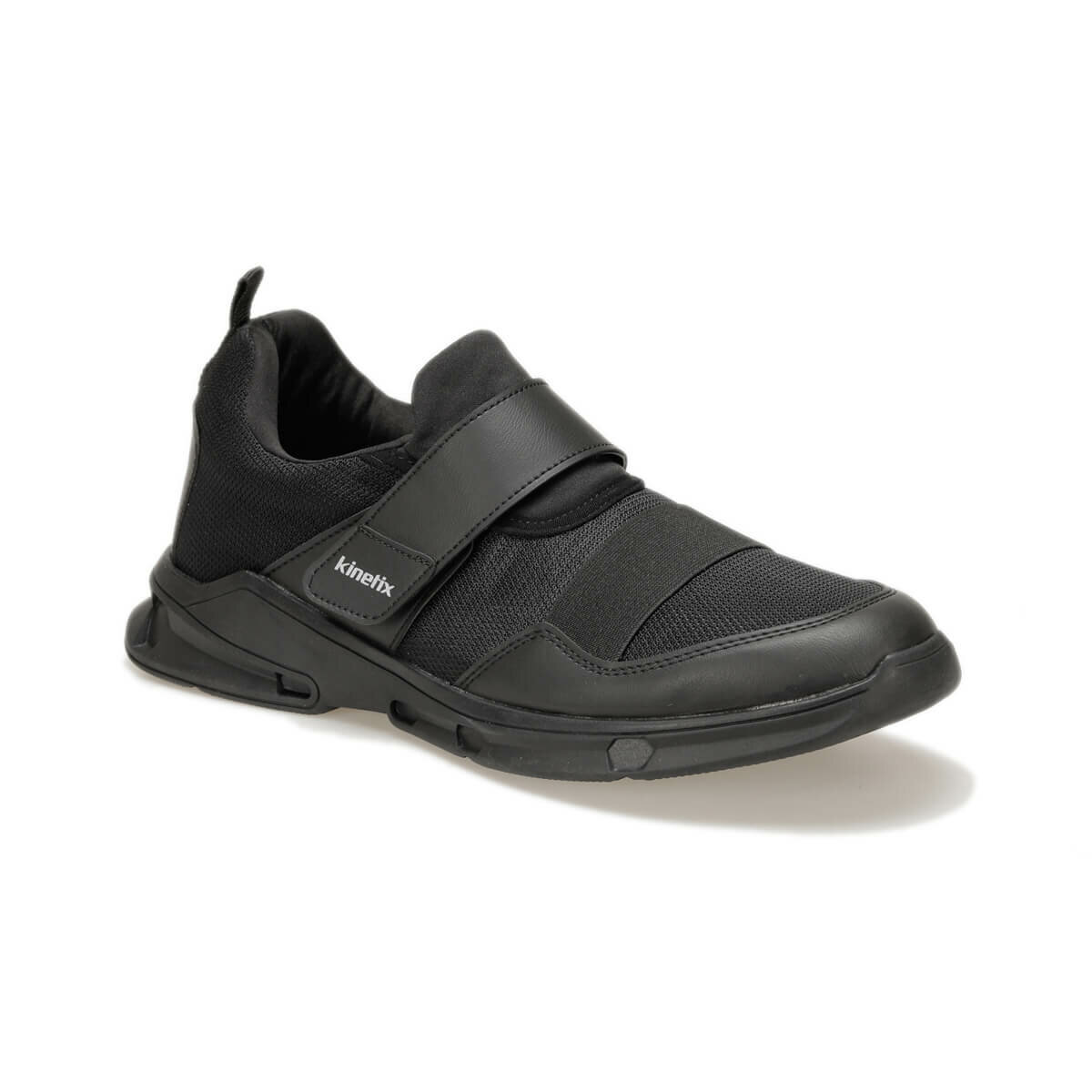 FLO VELAR 9PR Black Slip On Shoes KINETIX