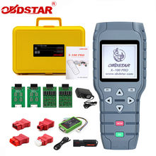 OBDSTAR X100 X-100 PRO Auto key programmer (C+D+E) With EEPROM Adapter IMMO Odometer Correction OBD Software Tool(China)