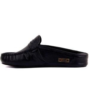 Image 3 - מפרש לייקרס שחור עור נשים של חיצוני נעל