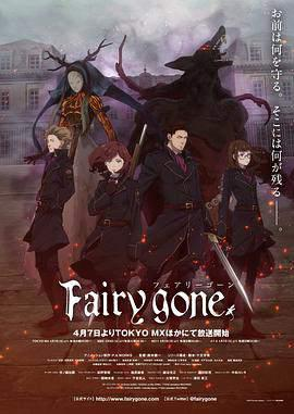 Fairy gone的海报