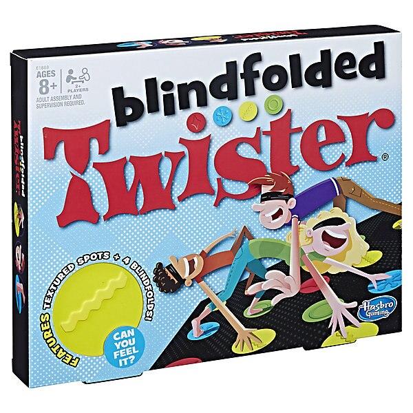 """Jeu actif Hasbro jeu """"Twister"""" aveugle"""