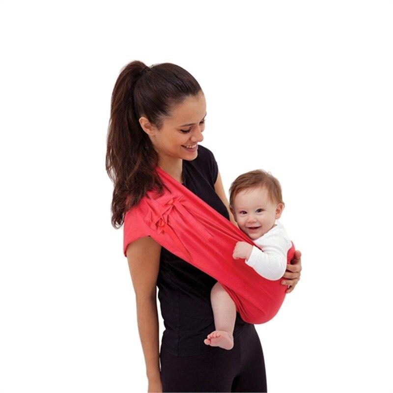 Ebebek Mycey Baby Sling Wrap Kangaroo Carrier