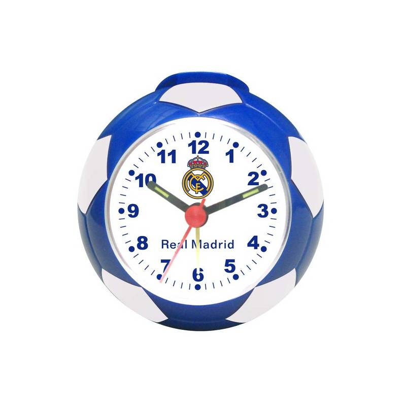 Alarm Clock Real Madrid Mod1