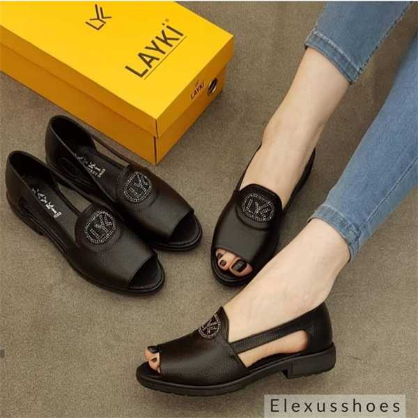Elexus Sandals 2013 Lilium New Season Flexy Comfortable Luxury Crystal Detailed Non-leather Summer Women Classic Casual Shoes