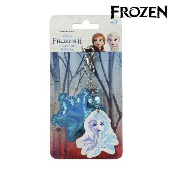 3D Keychain Elsa Frozen 74062 Blue