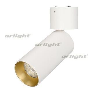 027529 Lamp SP-POLO-SURFACE-FLAP-R65-8W Day4000 (WH-GD, 40 Deg [Metal] Box 1 Pcs ARLIGHT Led Light.