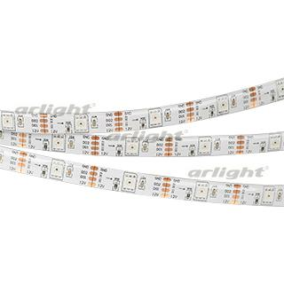 026440 Ribbon SPI-5000SE-RAM 12V RGB 5060 150 LED X1 [Closed, IP65] Катушка-5. ARLIGHT-Светодиодная Tape/Tape B ^ 46