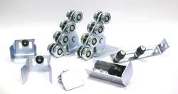 Комплект роликов для откатных ворот KIT3. Консольное оборудование для откатных ворот весом до 400 кг.