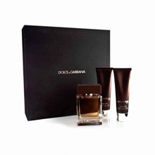 Dolce & Gabbana The One For Men Perfume for men, after Shave Balm and Shower Gel-1 pack