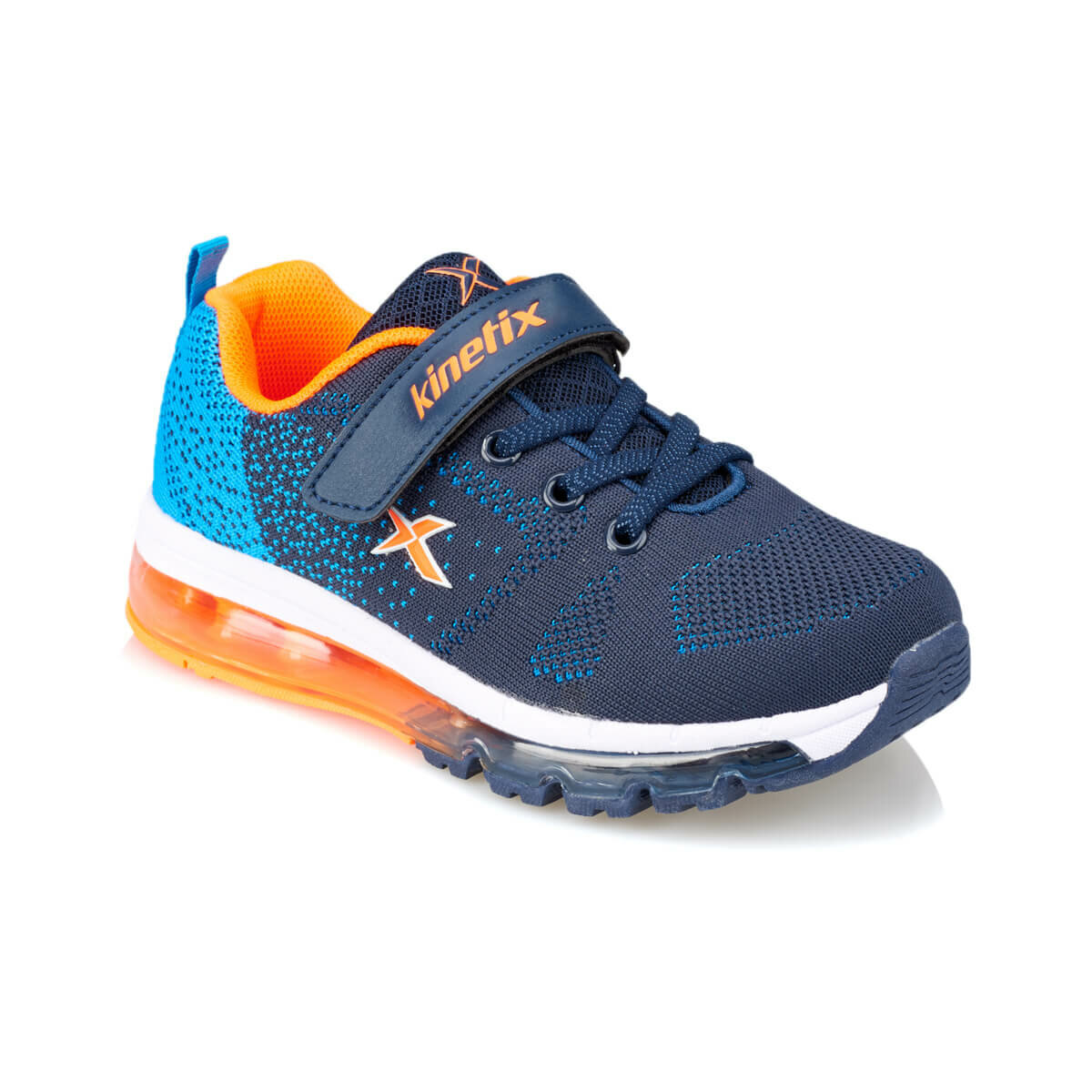 FLO GOLDA Navy Blue Male Child Running Shoes KINETIX
