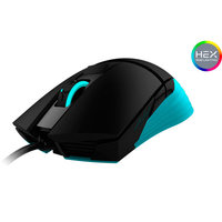 Mouse Gaming Pro Thunderx3 Rm5 Hex To Right Handed Pmw3325 Optical Sensor 5000 DPI Software Hex 6 Buttons Programmable With S