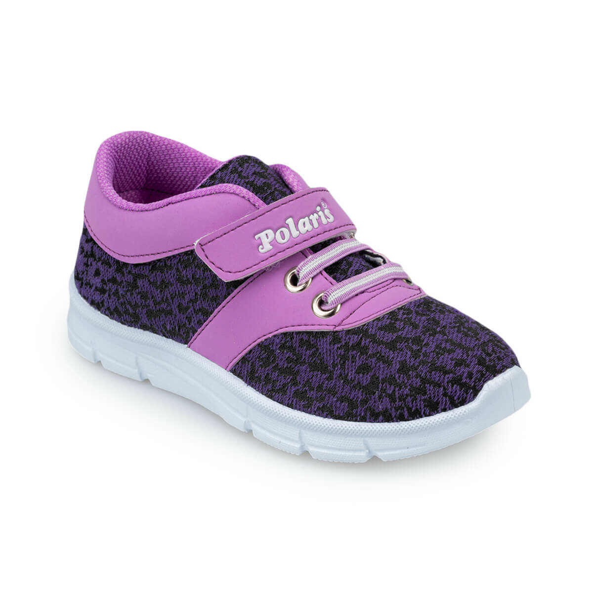 FLO 91.511140.P Purple Female Child Shoes Polaris