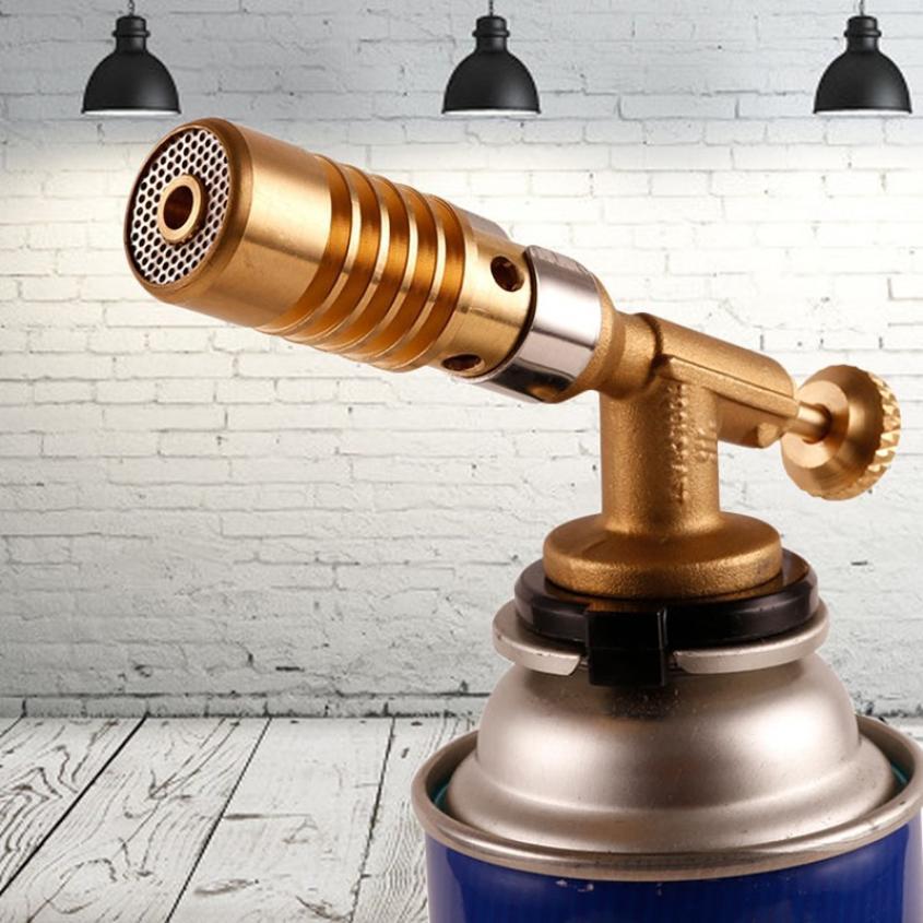 soldagem alta temperatura bronze mapp gás turbo