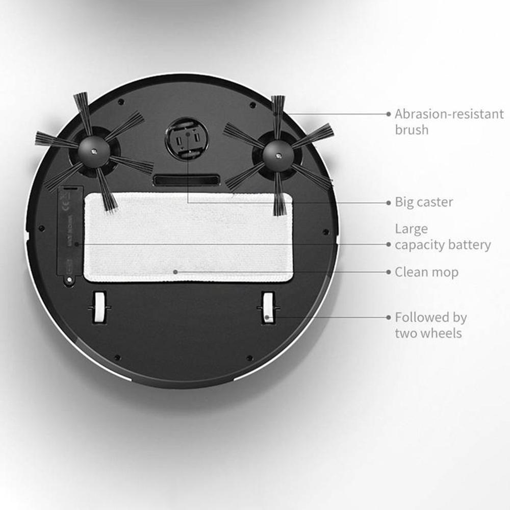 Vacuum Vacuum Robot Function Charging Cleaning Intelligent Multi Machine Cleaner Cleaner Machine Es32 Sweeping