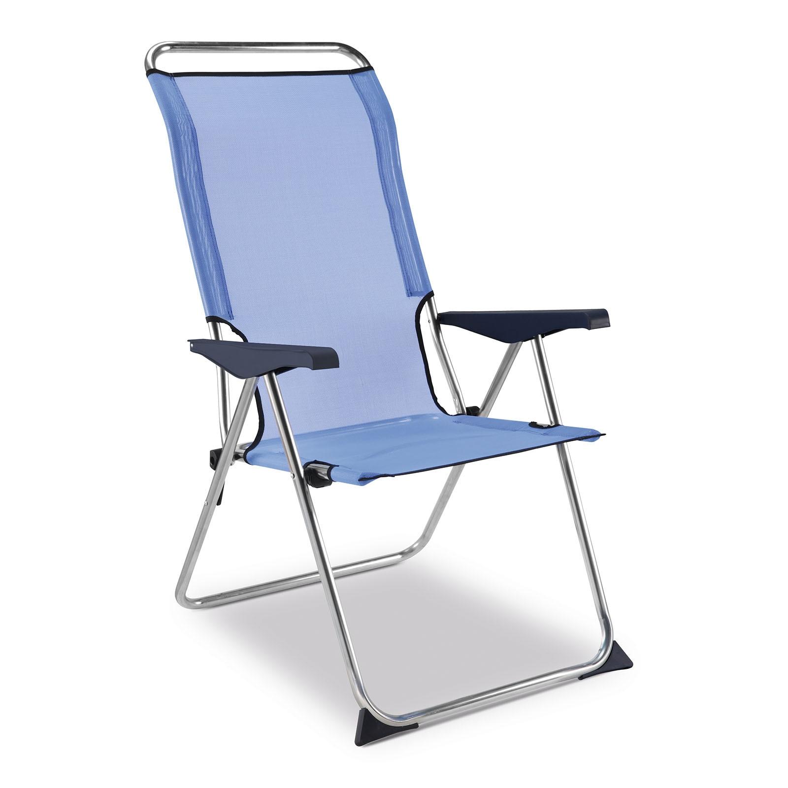 Solenny Armchair 5 Position Backrest Anatomical Blue-50001072725199-