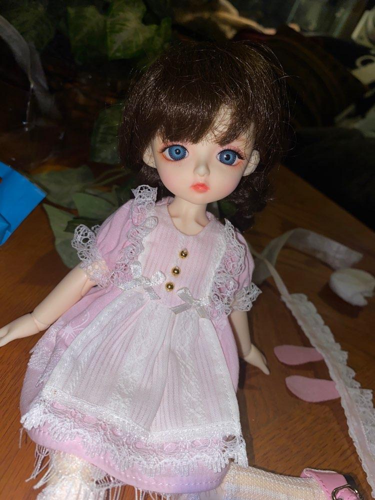 -- Fullset Boneca Modelo