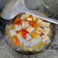 #太太乐鲜鸡汁芝麻香油#鲜鸡汁豆腐的做法图解4