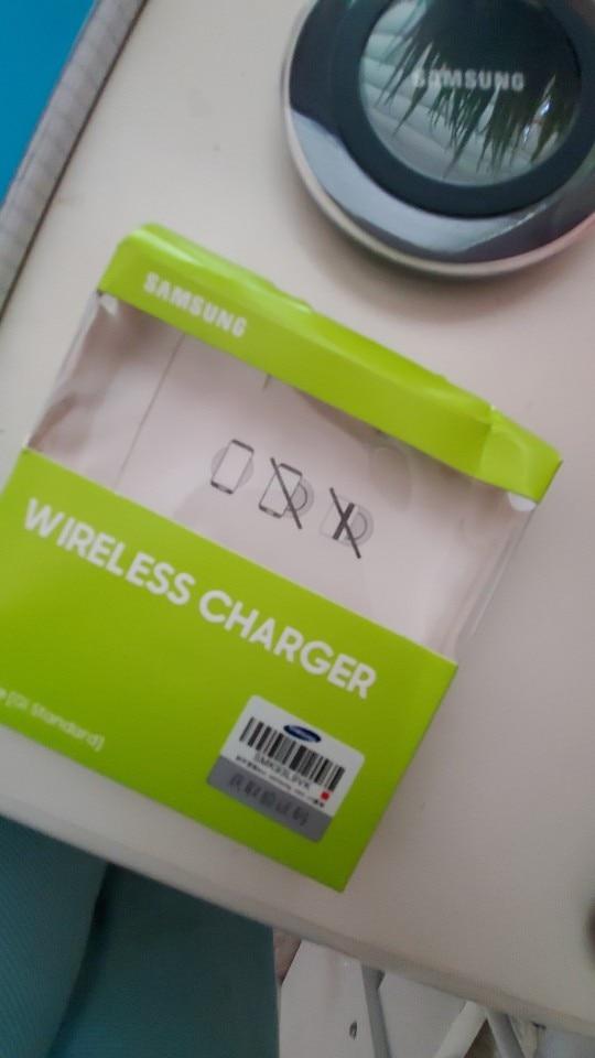 Carregador sem fio Samsung padrão QI - Original