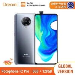 Глобальная версия Xiaomi Pocophone F2 Pro 6 ГБ RAM 128 Гб ROM (абсолютно новый/Герметичный) poco, pocof2, poco f2 , 128, мобильный телефон 5G, телефон, Смартфоны