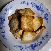 家庭版红烧豆腐的做法图解3