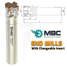 Концевая мельница APKT 1604 код запаса 33(S) ISO EM90 D32 W32 L120 Z03 AP. 1604