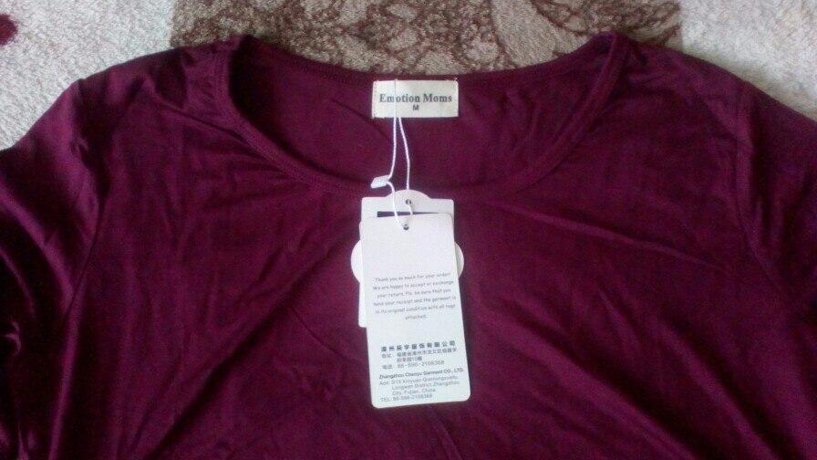 -- T-shirt T-shirt Materno