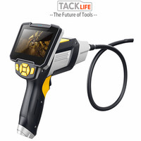 TACKLIFE USB Endoscope Camera Waterproof Soft 1/3/5M Cable Inspection Camera 8mm Borescope IOS Endoscope For Androd Iphone