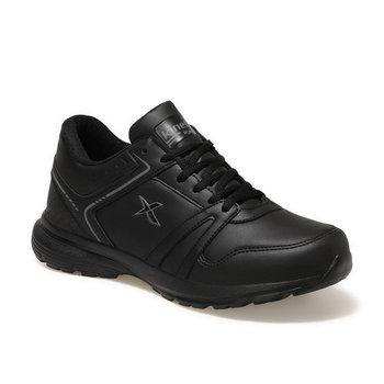 FLO MITON PU 1FX czarne męskie buty do biegania dla dzieci KINETIX tanie i dobre opinie
