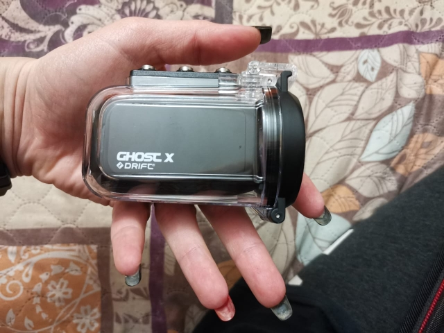 -- Câmera Deriva Fantasma