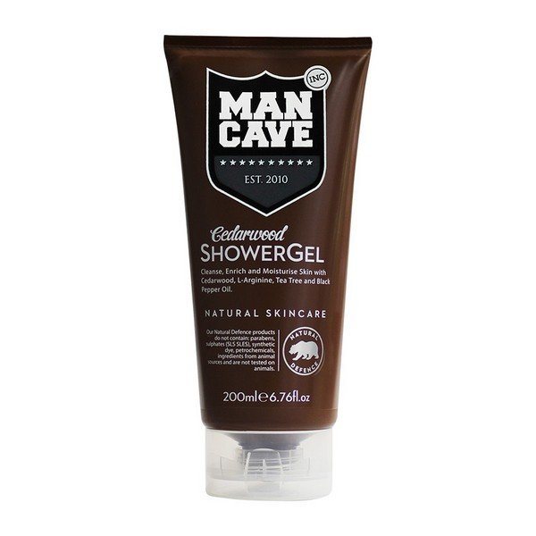 Shower Gel Body Care Cedarwood Mancave (200 Ml)