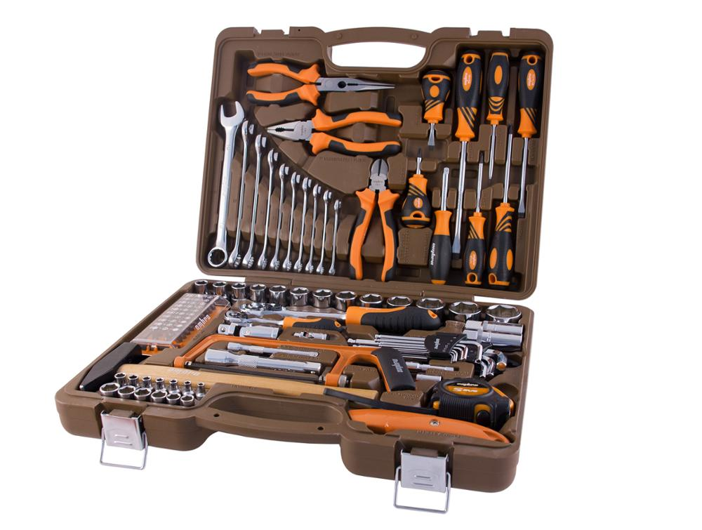 Universal tool kit Ombra OMT101S 14 'and 12 'DR 101 piece