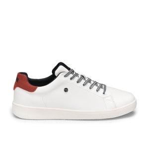 FLO PIZZI White Male Sneaker U.S. POLO ASSN.