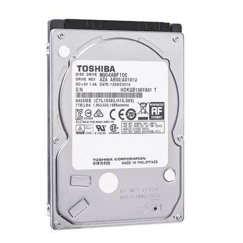 """توشيبا 1 تيرا بايت HDD المحمول 2.5 SATA III HD دفتر 1T القرص الصلب الداخلي 2.5 """"HDD الداخلية 5400 RPM SATA 3 الأصلي الجديد"""