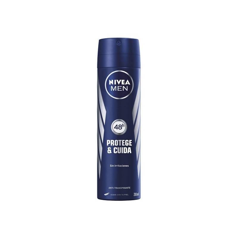 Deodorant Spray Men Protect & Care Nivea (200 Ml)