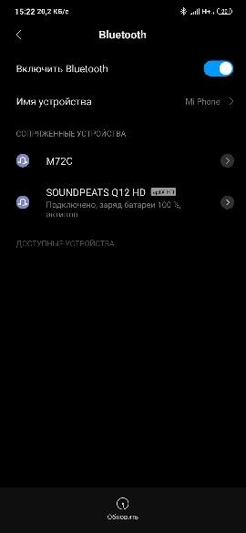 Fones de ouvido Magnética Ouvido Bluetooth