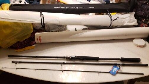 Varas de pescar Fundição Viagens Fundição
