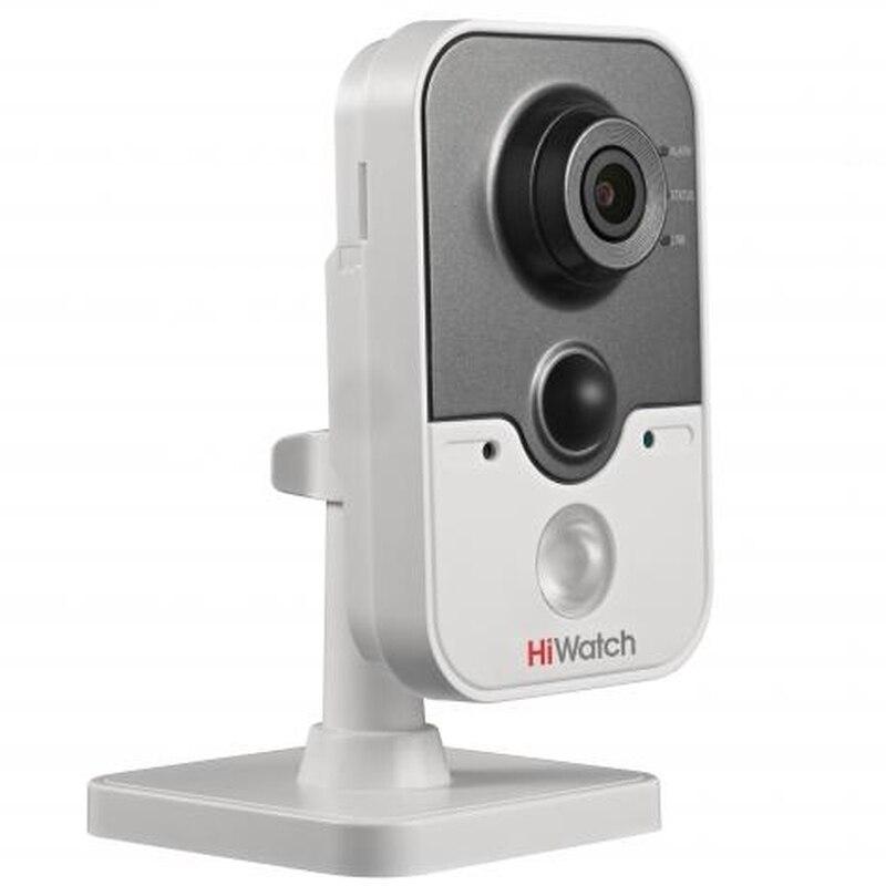 HiWatch DS-T204 - внутренняя HD-TVI видеокамера 2Мп (1080p), MIC, PIR, 2.8/3.6/6мм, 0.005Лк, OSD, ИК 20м, HD-TVI, -20+45°С, 12В