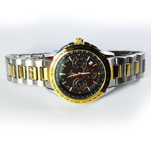 FITRON men watches Top luxury brand full steel waterproof Sport Quartz watch with Date clock chronograph Relogio Masculino