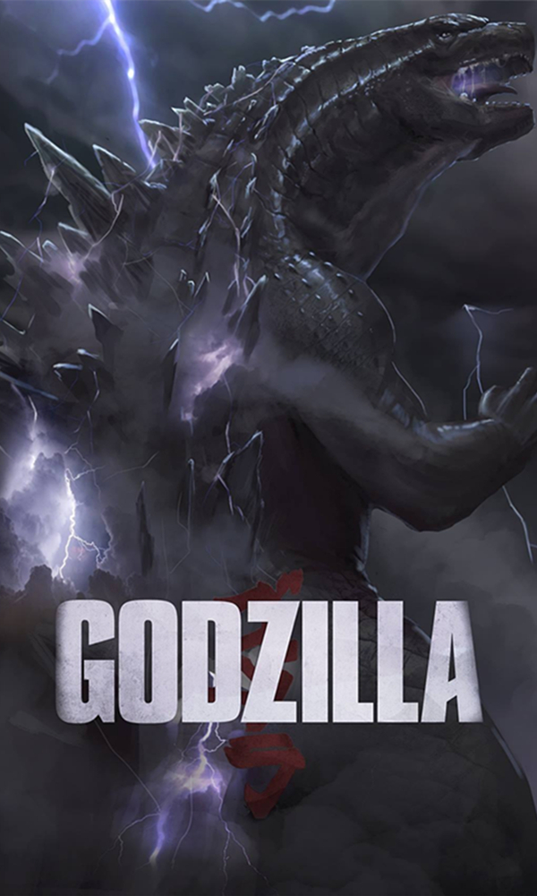 《哥斯拉》封面图片