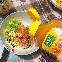 香酥藕饼#太太乐鲜鸡汁芝麻香油#的做法图解2