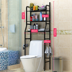 Estante de baño Sokoltec hw47883bk