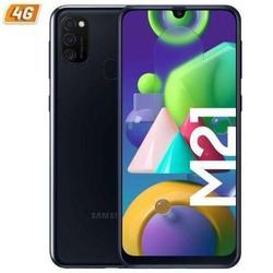 Samsung Galaxy M21 черный 6,4 дюйм/16,25 см камерой мобильного смартфона (смартфон мобильный телефон