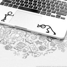 2uds. Стикер для сенсорной панели матчмен, наклейки для ноутбука MACBOOK HP ASUS LENOVO DELL lazarillaSHOP™