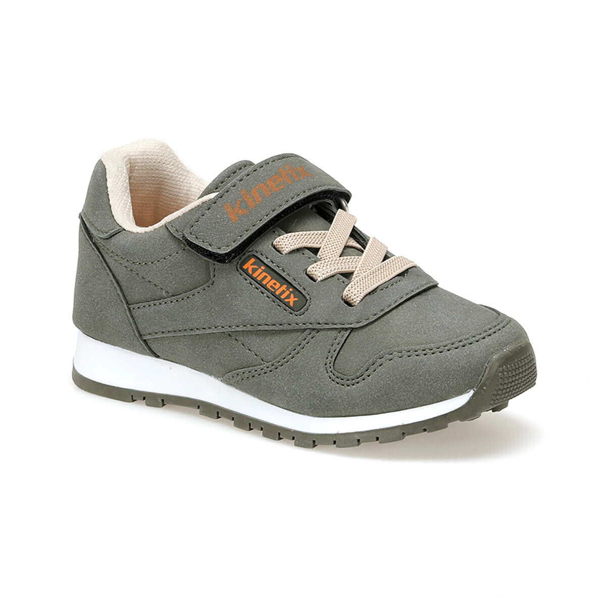 FLO LOWER J 9PR Khaki Male Child Sneaker Shoes KINETIX