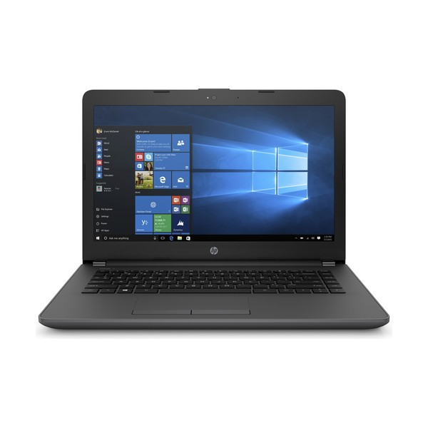 "Notebook HP 240G6 14"" N4000 4 GB RAM 500 GB Black"