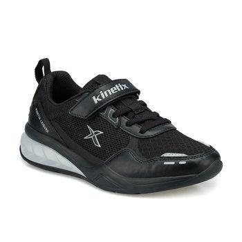 FLO JUSTUS J czarne męskie buty górskie KINETIX tanie i dobre opinie Chłopcy Baseball buty