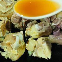 #太太乐鲜鸡汁芝麻香油#入口即化的卤猪蹄的做法图解9